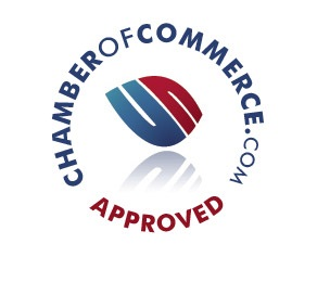 chamber of commerce approval badge